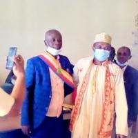 Résultats des élections des maires de Nyuma-komo et Domba