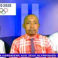 Interview des 2 comoriens qui vont aux Jeux olympiques de Tokyo 2021 | Al Comorya